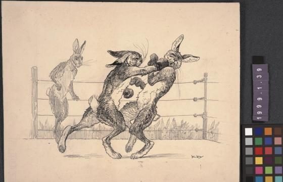 Heinrich Kley: From Fantasy to Fantasia @ Walt Disney Museum, SF