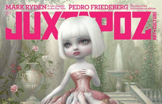 Teaser: December 2011 Issue w/ Mark Ryden