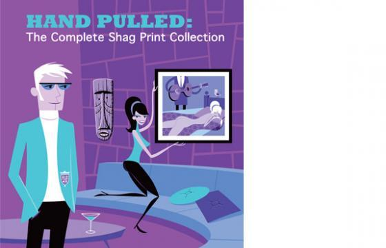 Hand Pulled: The Complete Shag Print Collection at Grand Central Art Center