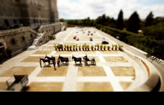 Tilt-Shift Spain: A Film by Joerg Daiber