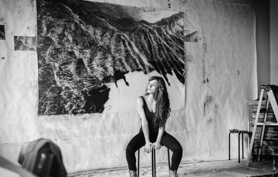 Preview: Zaria Forman