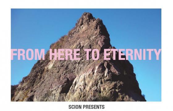 FROM HERE TO ETERNITY @ Scion Installation LA