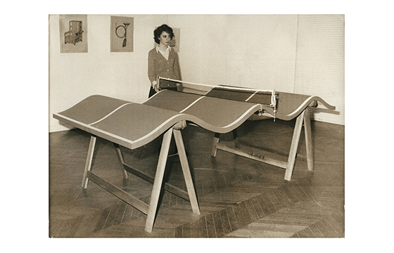 Found Vernacular Ping Pong Photographs by Alec Soth