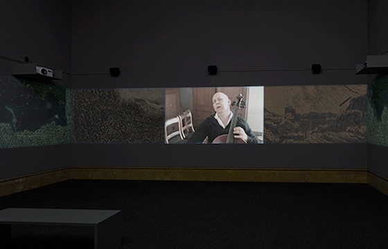 "Werner Herzog ""Hearsay of the Soul"" @ The Getty Center, Los Angeles"