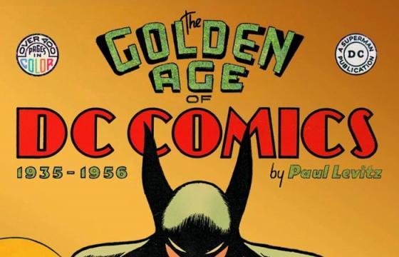 "New Book Release: ""The Golden Age of DC Comics"" by Taschen"