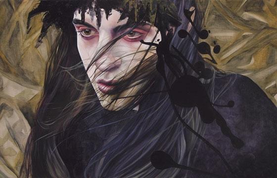 Paintings by Kaspian Shore