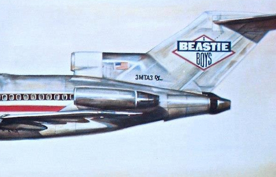 "What's The Time?: Antiques Roadshow Appraisal of World B Omes' 1986 ""Licensed To Ill"" Beastie Boys Cover Art"