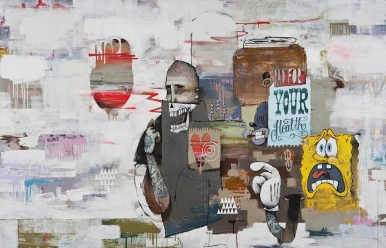 "Preview: Word To Mother ""Can't Afford to be Broke"" @ White Walls, SF"