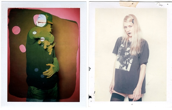 """Polaroids"" by Kenneth Cappello"