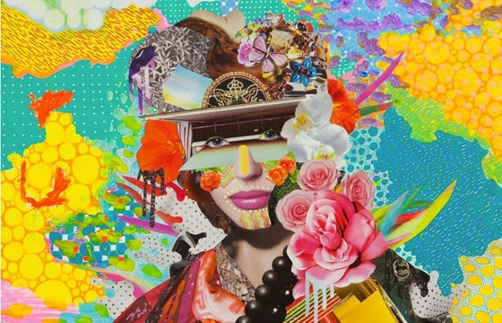 Works from Pop Collage Artist Yoh Nagao