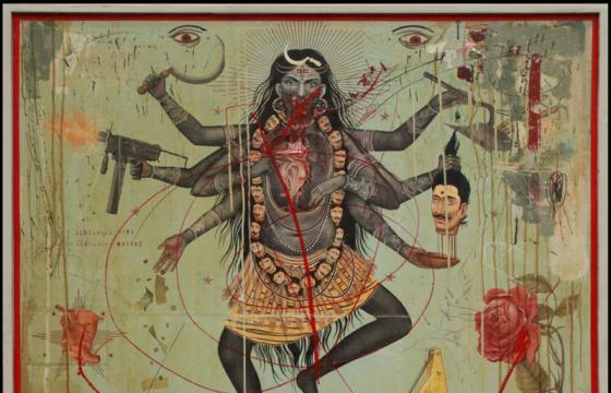 "Ravi Zupa ""Nothing Teaches Needs"" @ The Outsiders, London"