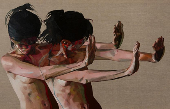 The Dynamic Nudes of Simon Birch