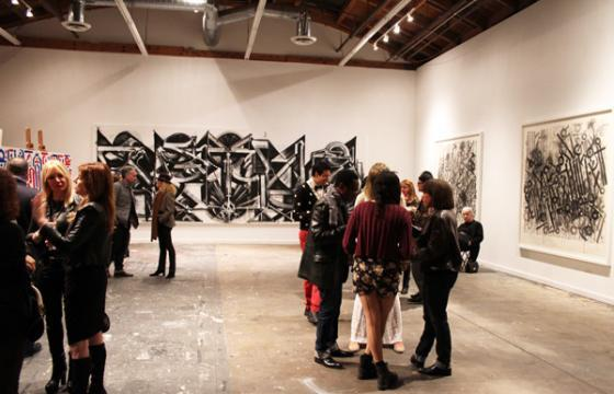IN L.A.: Retna Innercity-Arts Benefit Auction and Reception