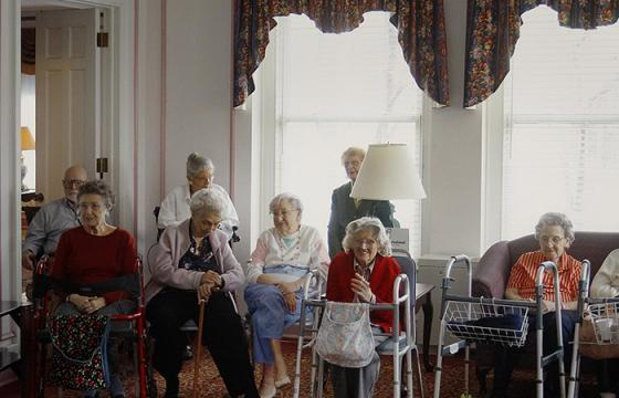 Captivated Crowds by Mike Sinclair