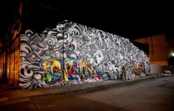 Revok x Steel x Reyes in San Francisco