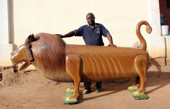 Watch: Paa Joe, Ghanaian Master Craftsman and Grandfather of the 'fantasy coffin'