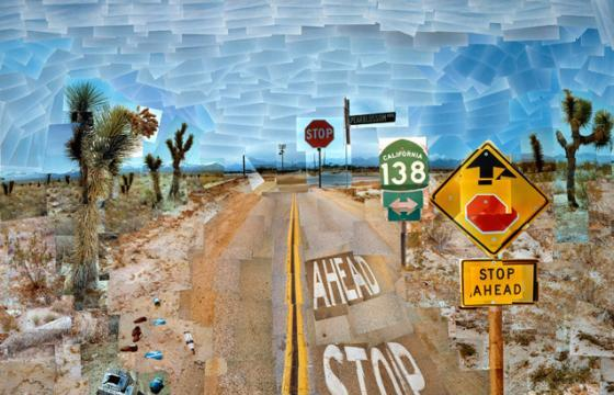 """A Bigger Picture"": David Hockney @ Royal Academy of Arts, London"