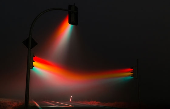 Traffic Light Series by Lucas Zimmermann