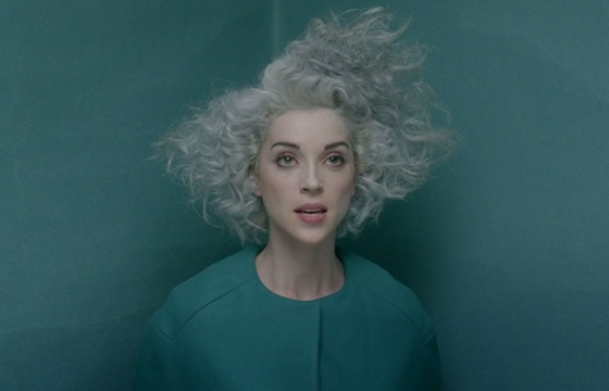 "Music Video: St Vincent ""Digital Witness"" dir by Chino Moya"