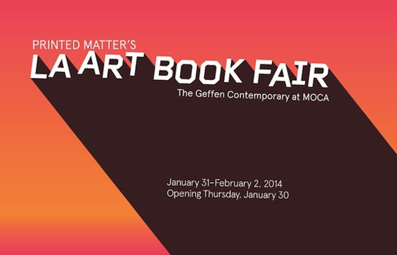 Printed Matter's LA Art Book Fair @ The Geffen Contemporary at MOCA