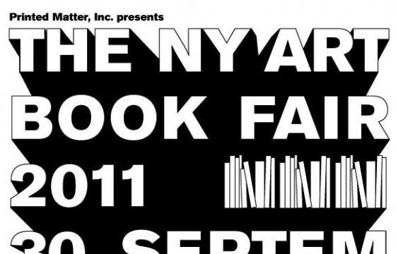 NY Art Book Fair at MoMA PS1 Coming this Fall