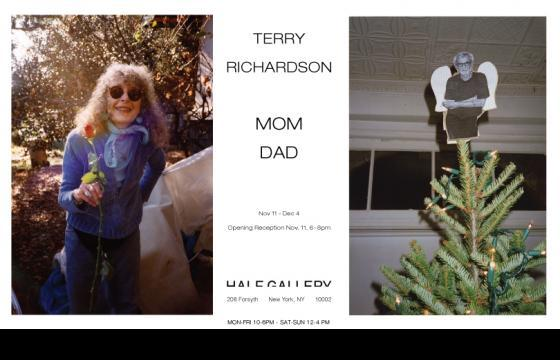 "Terry Richardson ""MOM DAD"" @ Half Gallery, NYC"
