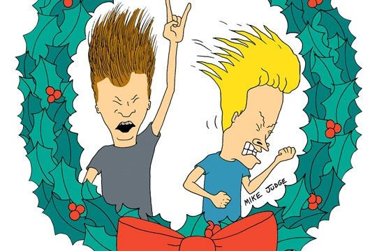 Beavis and Butthead Do Christmas