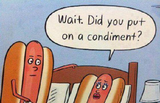 Hot Dog Humor