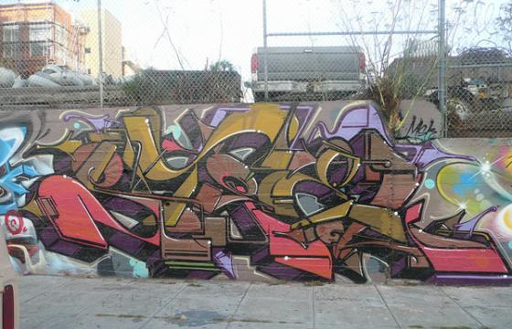 IN GRAFFITI: FRIDAY SPOTLIGHT: STEEL