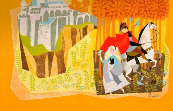 Cathie Bleck on Disney's Legendary Artist Mary Blair