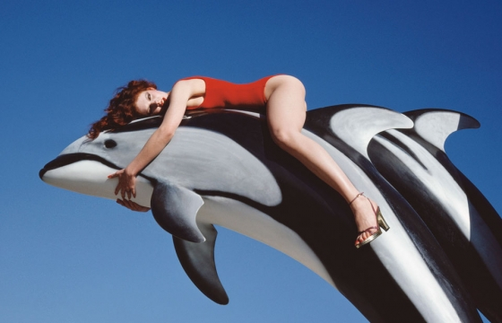 In the Magazine: Guy Bourdin's Son Sets the Record Straight