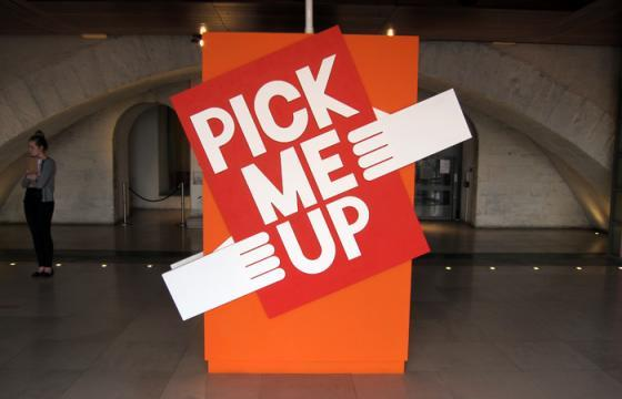 Pick Me Up: Contemporary Graphic Art Fair @ Somerset House, London