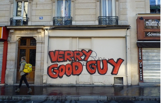 """Very Good Guy"" by Boris"