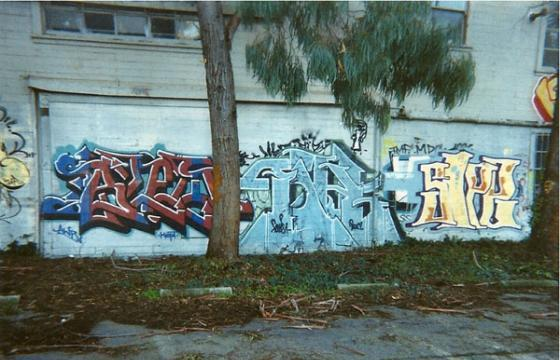 Classic S.F. - Bles, Fokis, and Sope