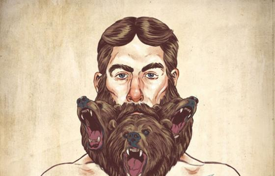A Beard of Bears by Brandon Loving