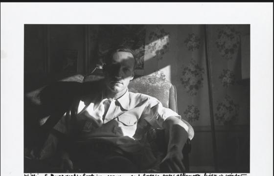 """Beat Memories: The Photographs of Allen Ginsberg"" @  Grey Art Gallery, NYU"