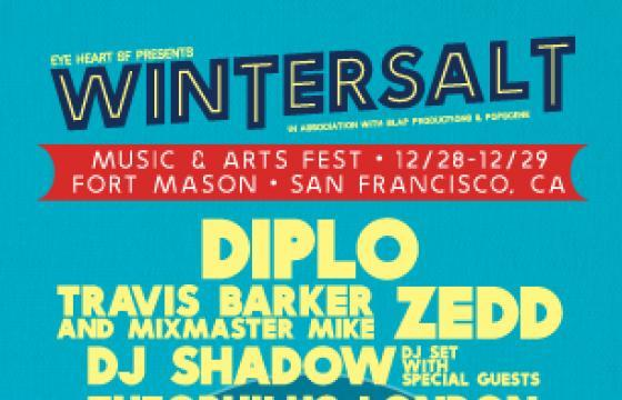Wintersalt Music & Arts Festival in SF