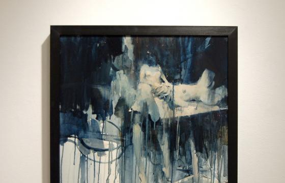 "Recap: Ashley Wood ""Machine Sabbath"" @ Jonathan Levine, NYC"