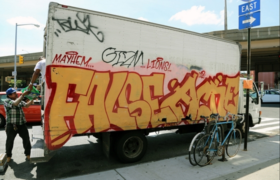 False x Acne Truckin...