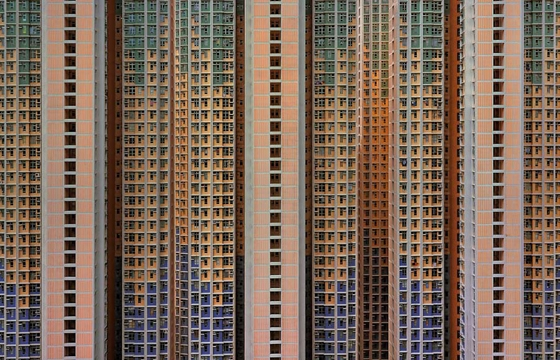 "Michael Wolf's ""The Architecture of Density"""