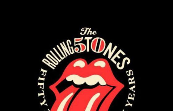 Shepard Fairey Updates The Rolling Stones Logo for 50th Anniversary
