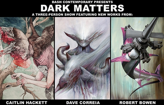 Dark Matters @ Bash Contemporary, San Francisco