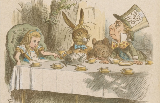 """Alice: 150 Years of Wonderland"" @ t"