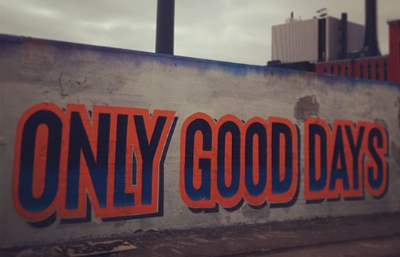 """Only Good Days"" by Gary"