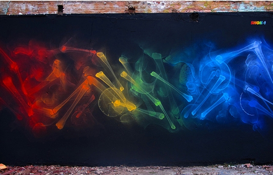 """X-rainbow"" by Shok"