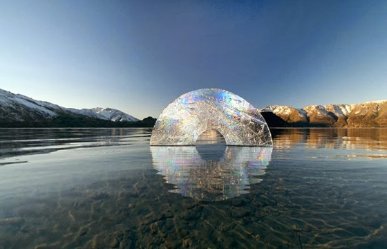 Martin Hill's Environmental Sculpture Photography
