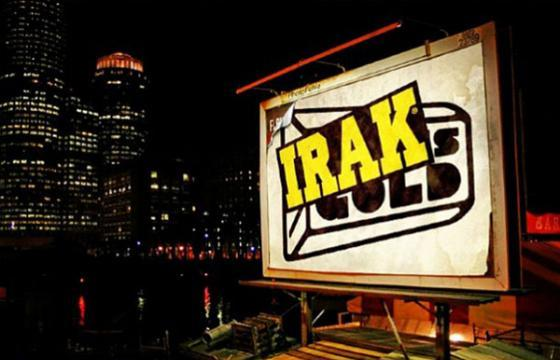 Irak @ Fools Gold Records