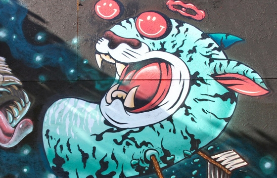 Nychos and DXTR in Copenhagen