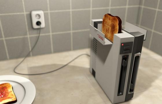 The Nintendo Toaster