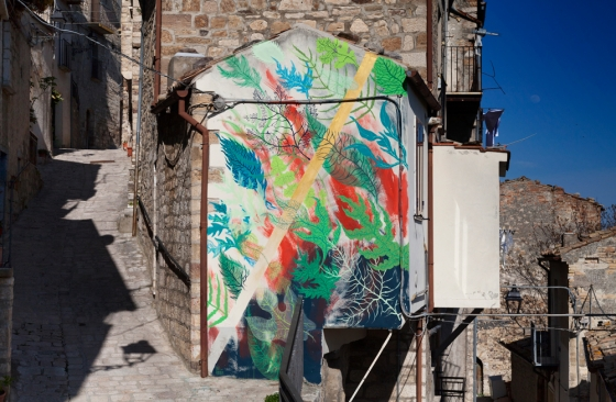 CVTà Street Fest: Southeast Italian Village Is Adorned With Stunning Street Art